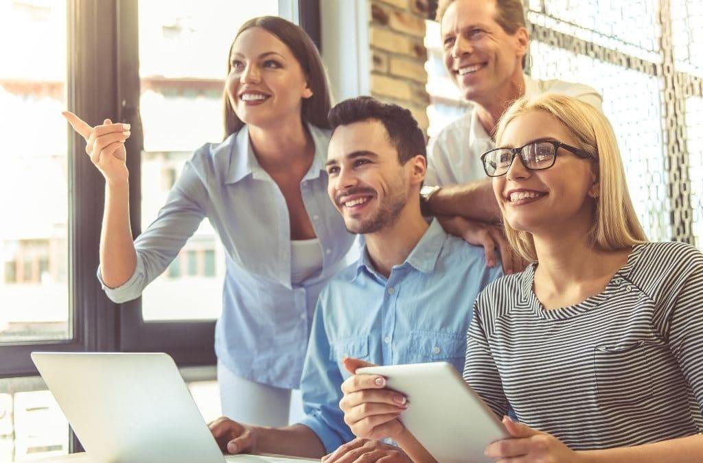 Wie Sie Ihre Mitarbeiter dazu bringen, mehr in den sozialen Medien zu posten